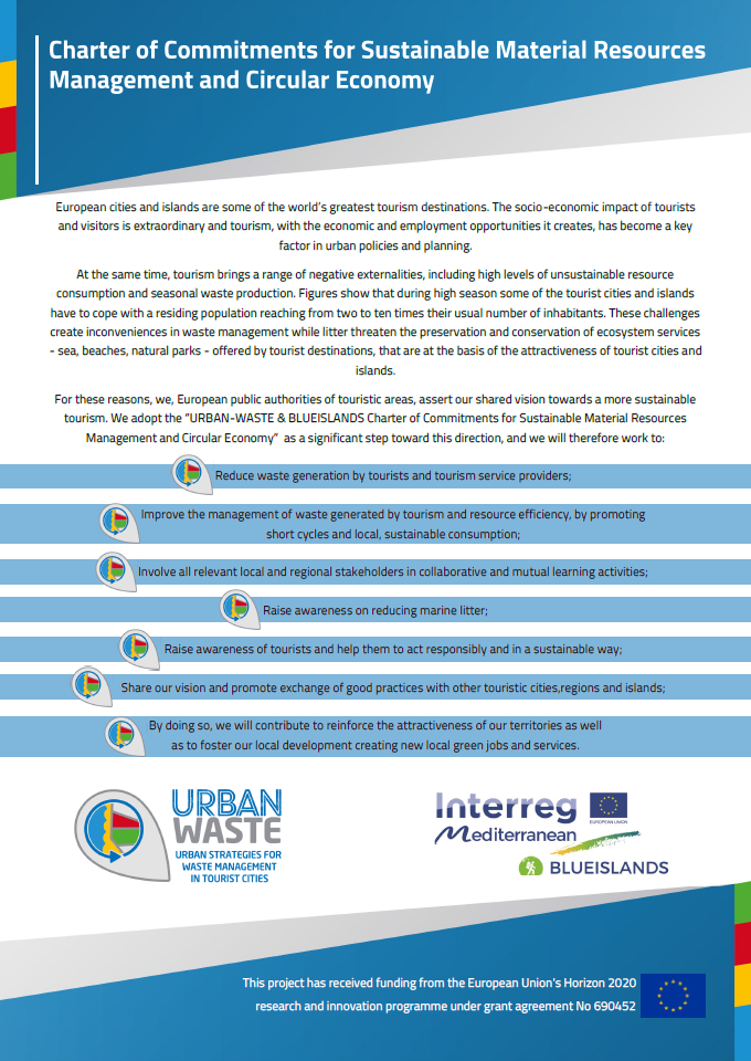 Charter of Commitments - Urbanwaste